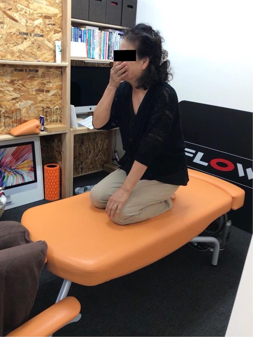 変形性膝関節症 膝の痛み