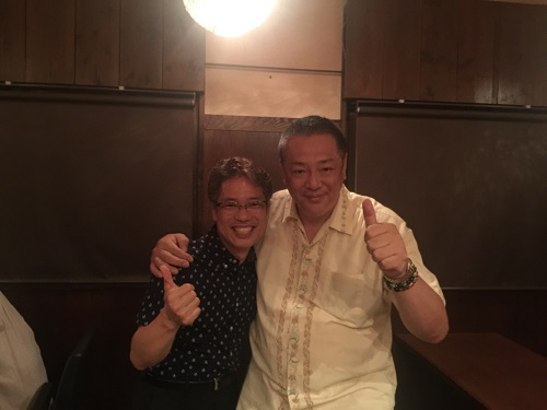 脇元先生と松田先生
