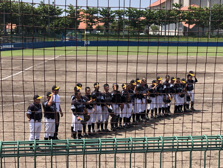 沖縄腰痛 硬式野球 ボーイズリーグ