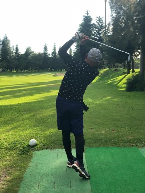 スポーツコンディショニング ゴルフ 腰痛 肩コリ