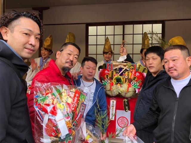 沖縄 腰痛 商売の神様3