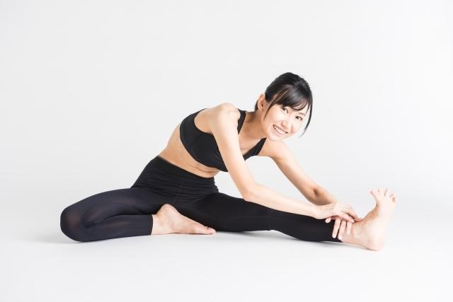 沖縄 腰痛 足のストレッチ